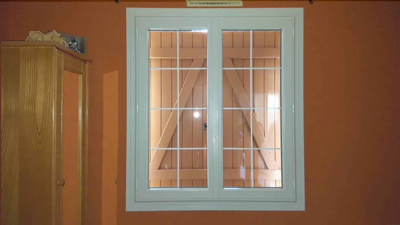 Installation fenêtre PVC blanc – Notre Dame Allençon