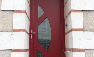 Porte d'entrée Angers