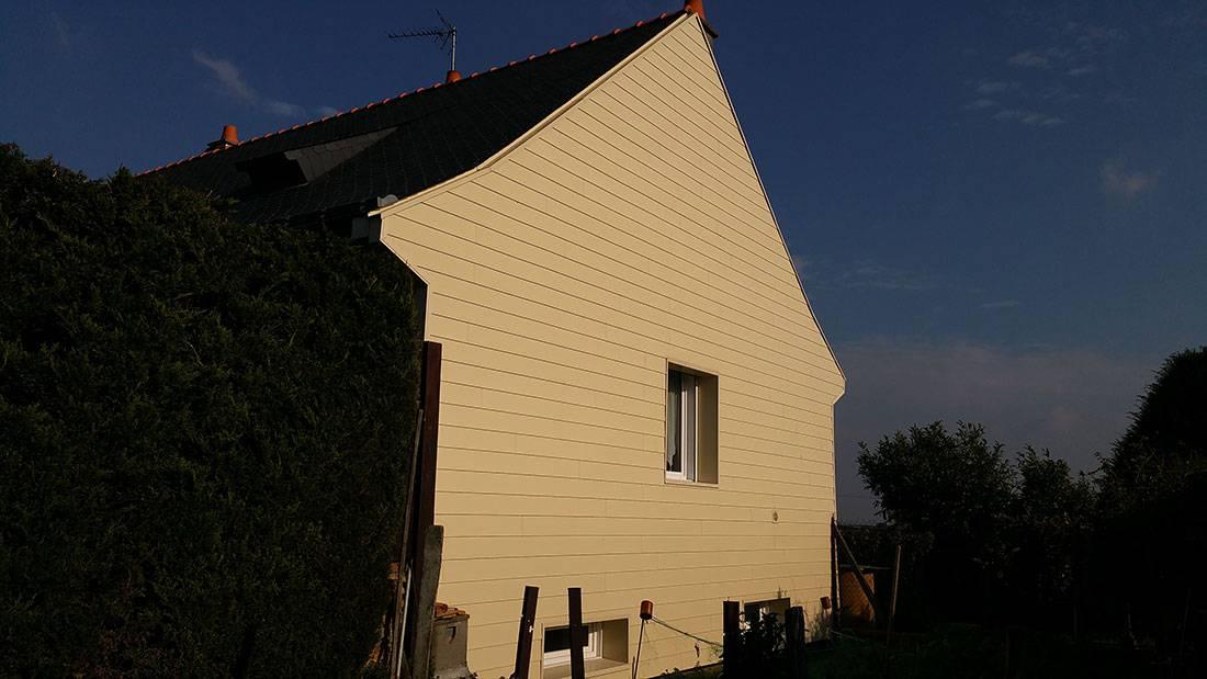 Isolation thermique par l'extérieur Angers (49)
