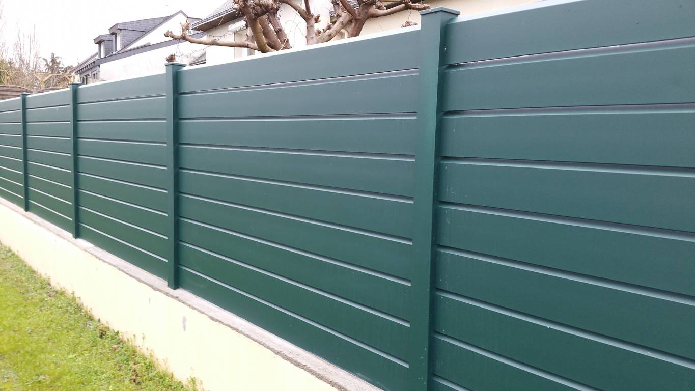 Installation changement clôtures Angers (49)
