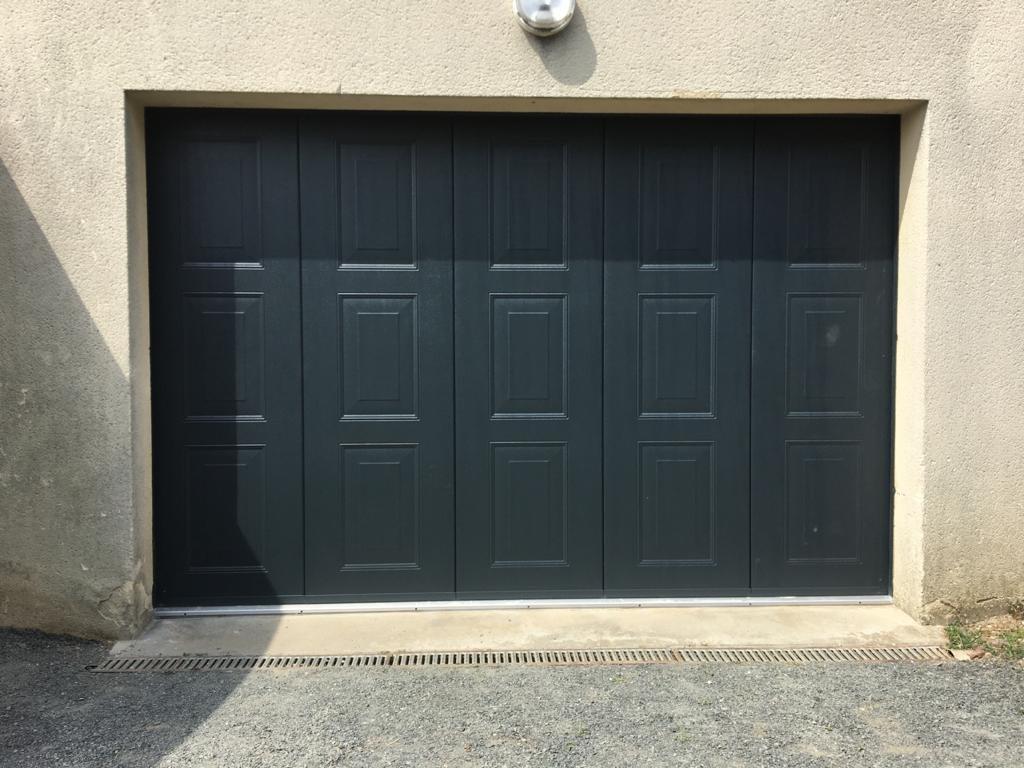 Porte garage 4