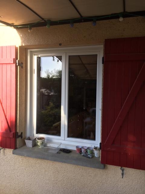 fenêtre PVC blanche 49