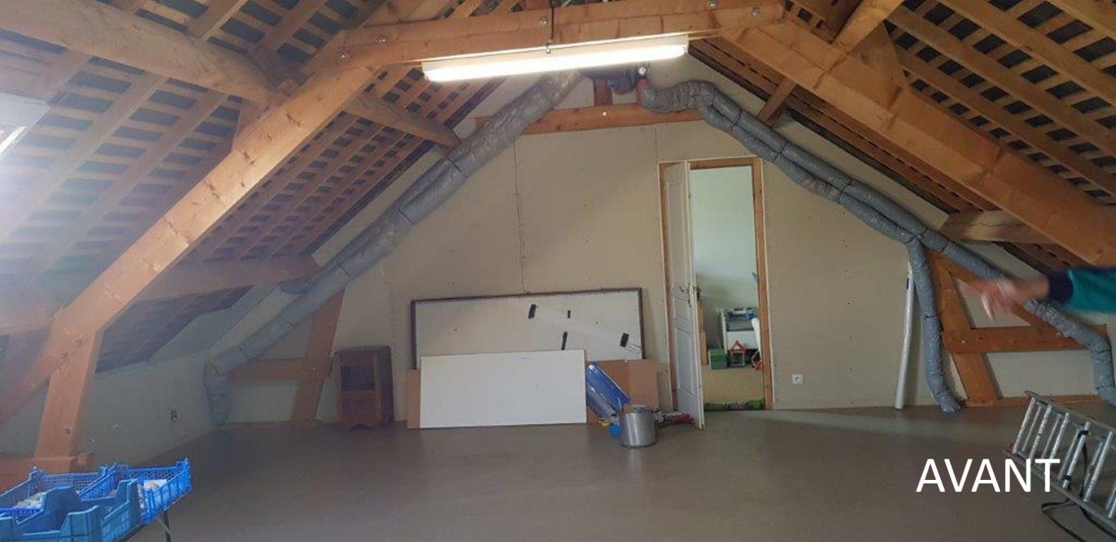 isolation interieur brissac